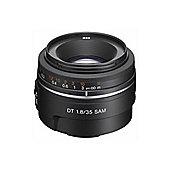 Sony Alpha SAL35F18 A-mount Wide Angle Lens
