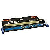 Tesco THPQ7581A Cyan Laser Toner Cartridge (for HP Q7581A/ HP 503A)