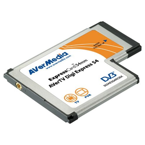 AverMedia Digi Express 54 Card Black