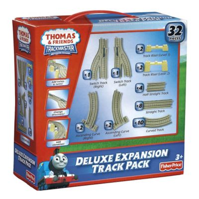 Thomas & Friends Deluxe Expansion Track Pack