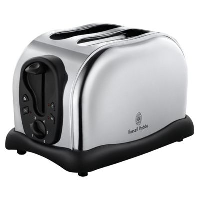 Russell Hobbs 18139 2 Slice Toaster Silver