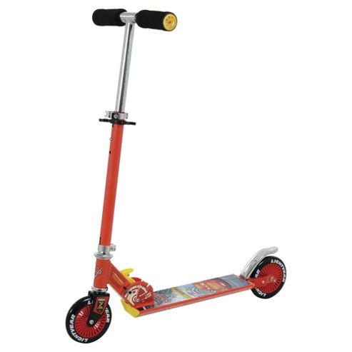 Cars 3 Inline Scooter