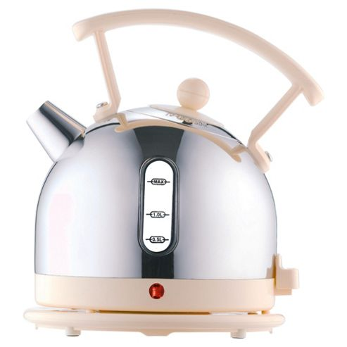 Dualit 72702 Dome Kettle Cream