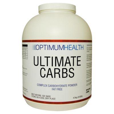 Optimum Health Ultimate Carbs 4.5kg