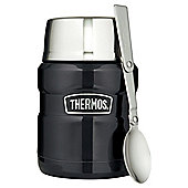Thermos 0.47L Stainless King Food Flask, Blue
