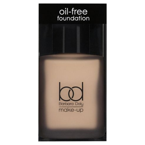 Barbara Daly Oil Free Foundation - Almond