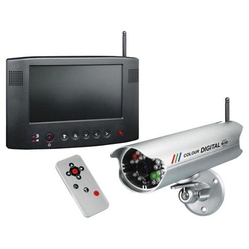 Byron Colour Wireless Digital CCTV & 7