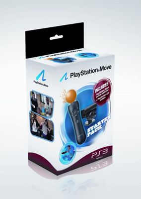 PlayStation Move - Starter Pack