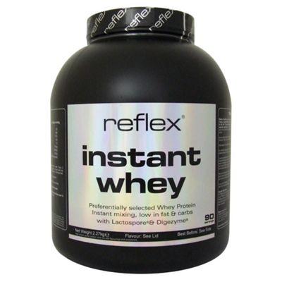 Reflex Nutrition Instant Whey 2.27kg Vanilla