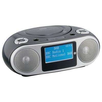 Technika CR115DAB DAB CD Clock Radio