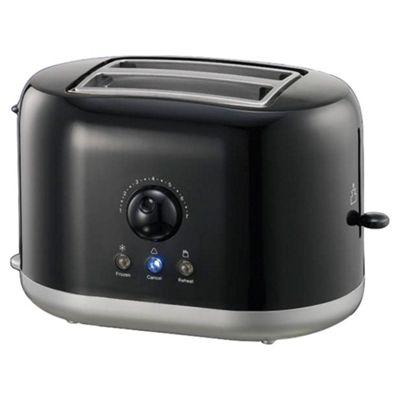 Tesco Black Toaster 2TBP10