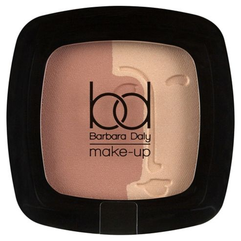 Barbara Daly Cheek To Cheek Powder Blush - Nude