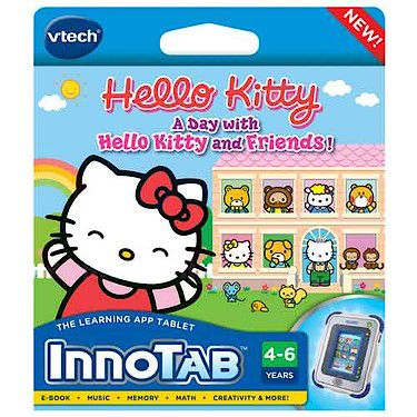 Innotab Software Hello Kitty