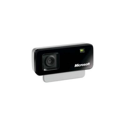 Microsoft LifeCam VX-700 0.3MP VGA Webcam with Microphone