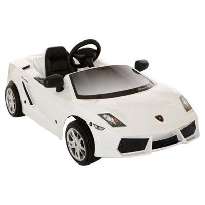 Lamborghini Gallardo Kids Pedal Car Ride On