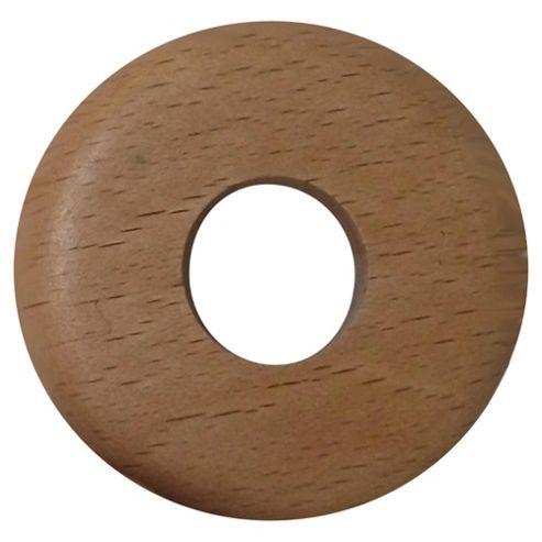 Westco real wood floor trim rosettes beech