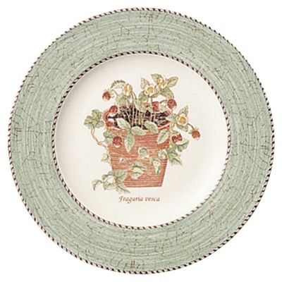 Wedgwood Sarahs Garden Pack Of 4 Side Plates Green