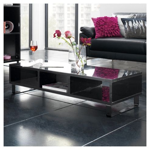Urban Coffee Table Black