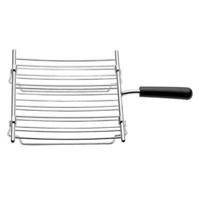 Dualit 1783 Warming Rack 2 Slice Toaster - Stainless Steel