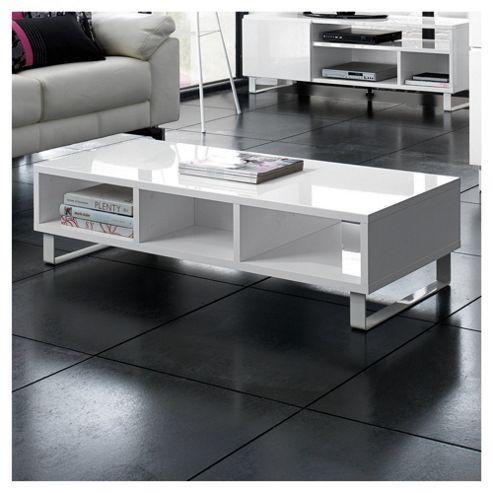 Urban Coffee Table White