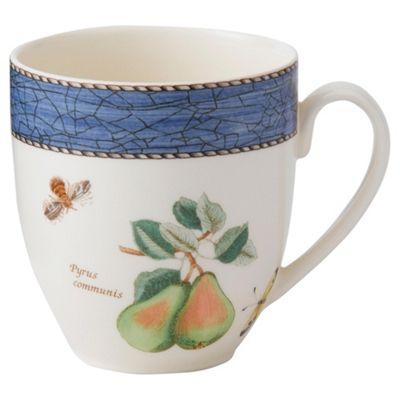 Wedgwood Sarahs Garden Pack Of 4 Mugs Blue