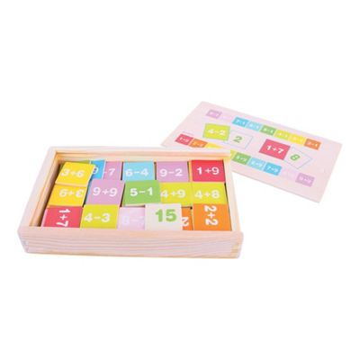 Bigjigs Toys Add and Subtract Box