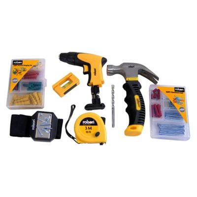 Rolson 161 piece tool set