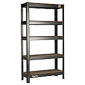 Clarke CSR5150B Boltless Shelving Unit 150Kg, Dark Grey