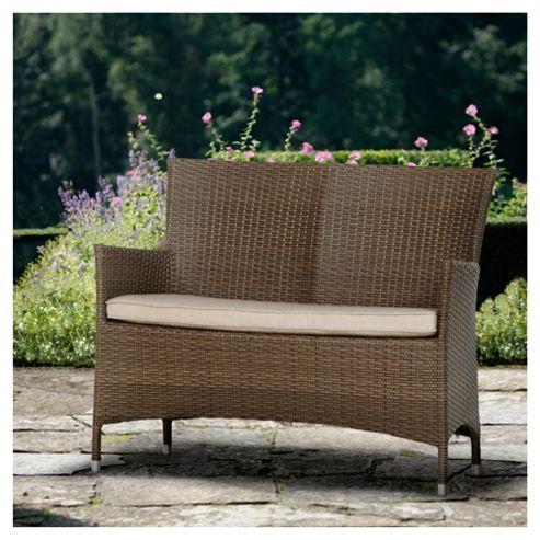 Hartman Weave Bench
