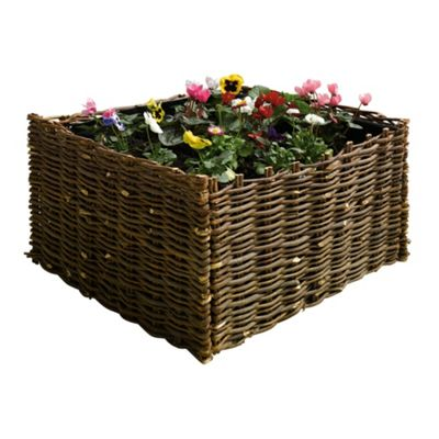 Willow Rectangular Planter H30 x W100 x D40cm