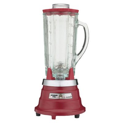 Waring Pro PBB204U 330W 1.4L - Waterfall Blender Red