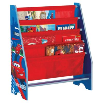Cars 2 Sling Bookcase