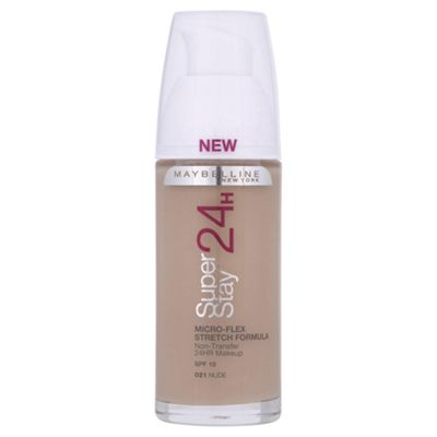 Maybelline SuperStay 24 Hour Lip Foundation Nude