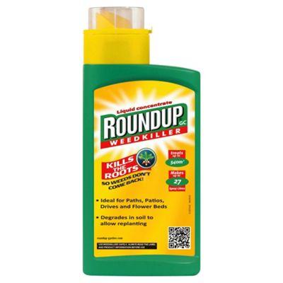 Roundup Liquid Concentrate 540ml