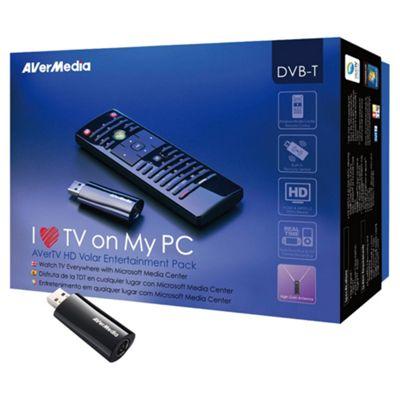AverMedia HD567 Windows Laptop TV Adaptor