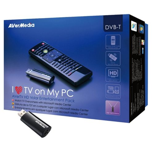 AverMedia HD567 Windows Laptop TV Adaptor
