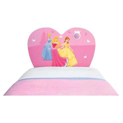 Disney Princess Light Up Headboard