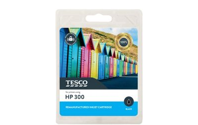 Tesco H300 Printer Ink Cartridge Black