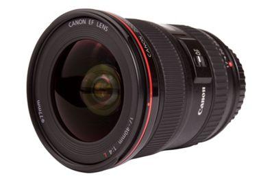 Canon EF 17-40 mm f/4.0 L USM Lens