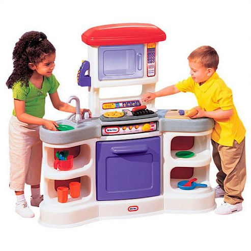 Little Tikes Cooking Sound Gourmet Kitchen