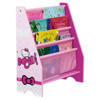 Worlds Apart Hello Kitty Sling Bookcase.