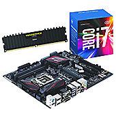Elite Force i7-6700 CPU 8GB RAM Platinum Motherboard & Processor Bundle