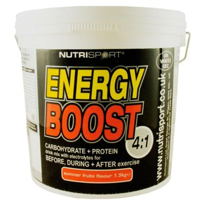 Nutrisport Energy Boost 4:1 5kg Summer Fruit