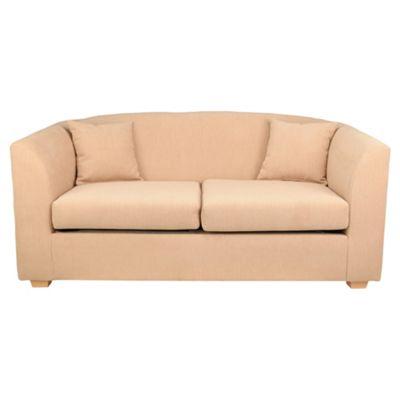 Stonebridge Fabric Sofa Bed, Natural