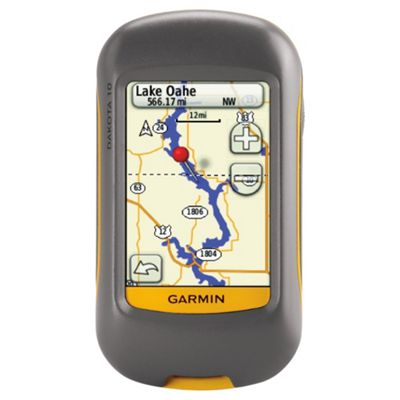 Garmin Dakota 10 Outdoor Mapping Handheld GPS Reciever, 2.6