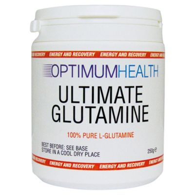 Optimum Health Ultimate Glutamine 250g