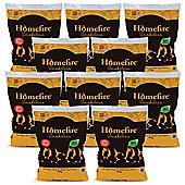 Homefire Smokeless Coal 25kg x 10 Bags