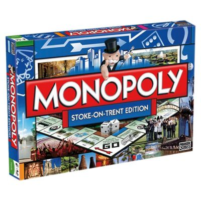 Monopoly Stoke-on-Trent Edition