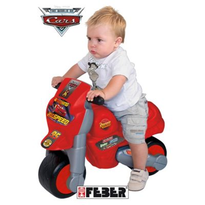 Feber Famosa Motofeber Disney Cars Ride-On Motorbike