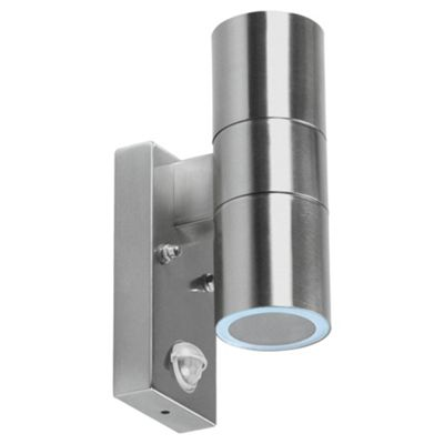 Byron Stainless Steel Security Light